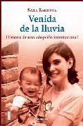 Portada de VENIDA DE LA LLUVIA: HISTORIA DE UNA ADOPCIÓN INTERNACIONAL