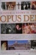 Portada de HISTORIA SECRETA DEL OPUS DEI
