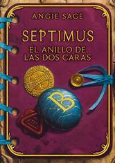 Portada de SEPTIMUS EL ANILLO DE LAS DOS CARAS