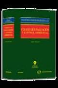 Portada de CODIGO DE EVALUACION Y CONTROL AMBIENTAL: CONTROL EMISIONES Y VERTIDOS