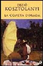 Portada de LA COMETA DORADA