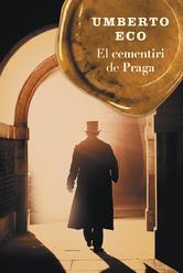 Portada de EL CEMENTIRI DE PRAGA (EBOOK)