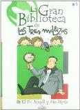 Portada de LA GRAN BIBLIOTECA DE LAS TRES MELLIZAS: EL DR. JEKYLL Y MR. HYDE