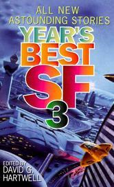 Portada de YEAR'S BEST SF 3