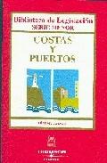 Portada de COSTAS Y PUERTOS