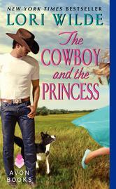 Portada de THE COWBOY AND THE PRINCESS
