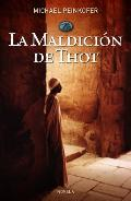 Portada de LA MALDICIÓN DE THOT