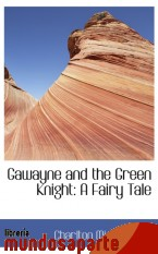 Portada de GAWAYNE AND THE GREEN KNIGHT: A FAIRY TALE