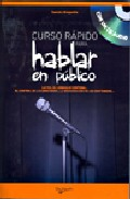 Portada de CURSO RAPIDO PARA HABLAR EN PUBLICO
