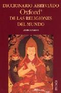 Portada de DICCIONARIO ABREVIADO OXFORD DE LAS RELIGIONES DEL MUNDO