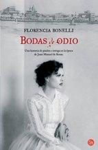 Portada de BODAS DE ODIO (EBOOK)