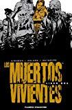 Portada de LOS MUERTOS VIVIENTES INTEGRAL Nº2