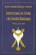Portada de INSTRUCCIONES DE ATISHA Y LOS GUESHES KADAMPAS: TIBET AÑO 1000