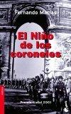 Portada de EL NIÑO DE LOS CORONELES