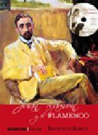 Portada de JUAN RAMON Y EL FLAMENCO (LIBRO Y CD)