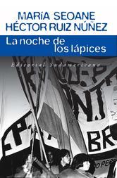 Portada de LA NOCHE DE LOS LÁPICES - EBOOK