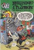 Portada de MORTADELO Y FILEMON: MALDITA MAQUINITA (OLE Nº 147)