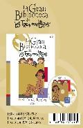 Portada de LA GRAN BIBLIOTECA DE LAS TRES MELLIZAS: EL LIBRO DE LA SELVA