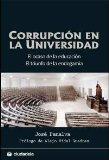 Portada de CORRUPCIÓN EN LA UNIVERSIDAD