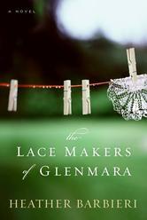 Portada de THE LACE MAKERS OF GLENMARA
