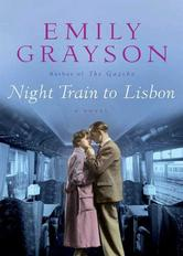 Portada de NIGHT TRAIN TO LISBON