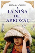 Portada de LA NIÑA DEL ARROZAL