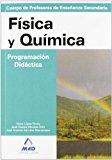 Portada de CUERPO DE PROFESORES DE ENSEÑANZA SECUNDARIA: FISICA I QUIMICA. PROGRAMACION DIDACTICA