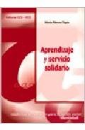 Portada de APRENDIZAJE Y SEVICIO SOLIDARIO