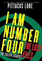 Portada de I AM NUMBER FOUR: THE LOST FILES: THE FALLEN LEGACIES