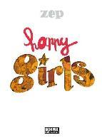 Portada de HAPPY GIRLS