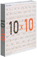 Portada de 10 X 10. 10 CRITICS, 10 ARCHITECTS