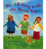 Portada de [( WE ALL SING WITH THE SAME VOICE )] [BY: J.PHILIP MILLER] [MAY-2008]
