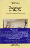 Portada de UNA MUJER EN BERLIN