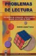 Portada de PROBLEMAS DE LECTURA: UN MODELO DE EVALUACION E INTERVENCION BASADO EN EL CUBO DE RUBIK
