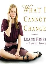 Portada de WHAT I CANNOT CHANGE