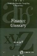 Portada de FINANCE GLOSSARY