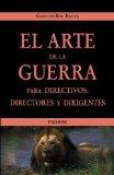 Portada de EL ARTE DE LA GUERRA PARA DIRECTIVOS, DIRECTORES Y DIRIGENTES