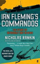 Portada de IAN FLEMING'S COMMANDOS - EBOOK