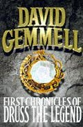 Portada de THE FIRST CHRONICLES OF DRUSS THE LEGEND