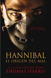 Portada de HANNIBAL. EL ORIGEN DEL MAL