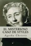 Portada de EL MISTERIOSO CASO DE STYLES