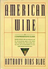 Portada de AMERICAN WINE