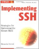 Portada de IMPLEMENTING SSH: STRATEGIES FOR OPTIMIZING THE SECURE SHELL