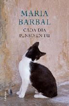 Portada de CADA DIA PENSO EN TU (EBOOK)