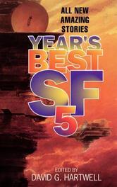 Portada de YEAR'S BEST SF 5