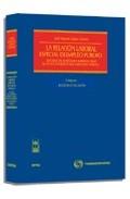 Portada de LA RELACION LABORAL ESPECIAL DE EMPLEO PUBLICO: ESTUDIO REGIMEN JURIDICO ESTATUTO BASICO EMPLEO PUBLICO