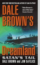 Portada de DALE BROWN'S DREAMLAND: SATAN'S TAIL