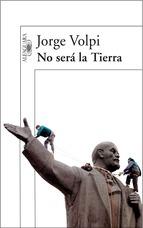 Portada de NO SERÁ LA TIERRA (EBOOK)