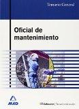 Portada de OFICIAL DE MANTENIMIENTO. TEMARIO GENERAL