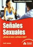 Portada de SEÑALES SEXUALES